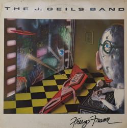 The J. Geils Band – албум Freeze-Frame