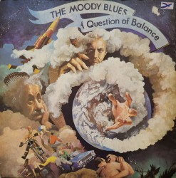 The Moody Blues ‎– албум A Question Of Balance