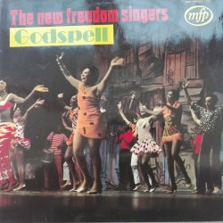 The New Freedom Singers ‎– албум Godspell