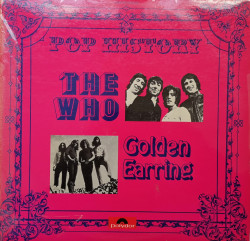The Who / Golden Earring – албум Pop History
