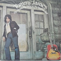 Tommy James ‎– албум My Head, My Bed & My Red Guitar
