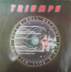 Triumph ‎– албум Rock & Roll Machine