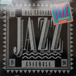 Unknown Artist – албум Hal Leonard Jazz Ensemble 1989-90