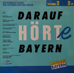 Various – албум Darauf Hörte Bayern (Antenne Bayern) Vol.2