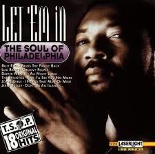 Various – албум Let 'Em In - The Soul Of Philadelphia (CD)