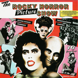Various ‎– албум The Rocky Horror Picture Show (CD)