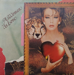 Various – албум Woman Is Love