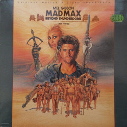 Various – Mad Max - албум Beyond Thunderdome - Original Motion Picture Soundtrack