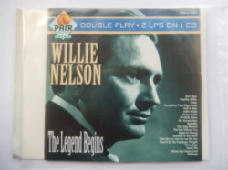 Willie Nelson ‎– албум The Legend Begins/Double Play (CD)