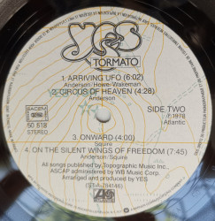 Yes – албум Tormato