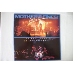 Mother's Finest – албум Mother's Finest Live