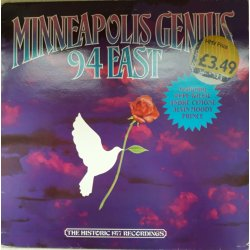 94 East ‎– албум Minneapolis Genius