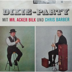 Acker Bilk Und Chris Barber ‎– албум Dixie-Party Mit Mr. Acker Bilk Und Chris Barber