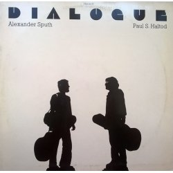 Alexander Sputh & Paul S. Haltod ‎– албум Dialogue