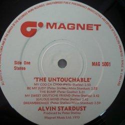 Alvin Stardust – албум The Untouchable