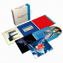 Boxset - Dire Straits - Studio Albums 1978-1991