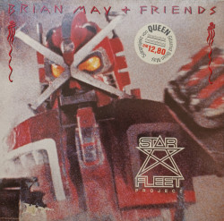 Brian May and Friends ‎– албум Star Fleet Project