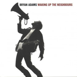 Bryan Adams ‎– албум Waking Up The Neighbours (CD)
