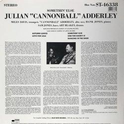 Cannonball Adderley – албум Somethin' Else