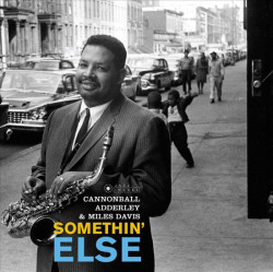 Cannonball Adderley ‎– албум Somethin' Else