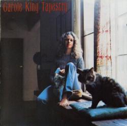 Carole King – албум Tapestry (CD)