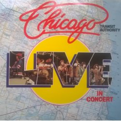 Chicago – албум Live In Concert