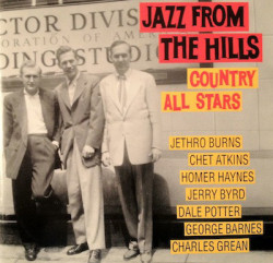 Country All Stars ‎– албум Jazz From The Hills (CD)