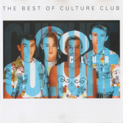Culture Club ‎– албум The Best Of Culture Club (CD)