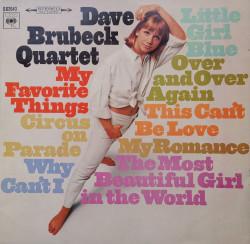 Dave Brubeck Quartet – албум My Favorite Things