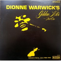 Dionne Warwick ‎– албум Golden Hits - Part One