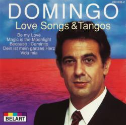 Domingo – албум Love Songs & Tangos (CD)