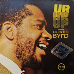 Donald Byrd ‎– албум Up With Donald Byrd
