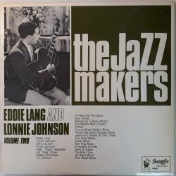 Eddie Lang and Lonnie Johnson – албум Volume Two
