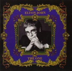 Elton John – албум The One (CD)