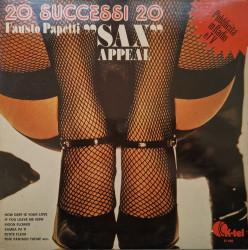 "Fausto Papetti – албум ""Sax"" Appeal"