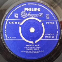 Frankie Laine –сингъл Gunslinger
