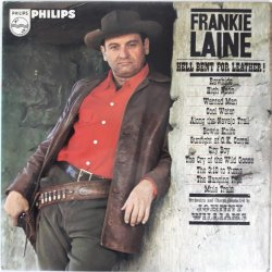 Frankie Laine ‎– албум Hell Bent For Leather!