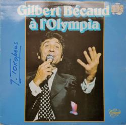 Gilbert Bécaud – албум Bécaud À L'Olympia