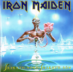 Iron Maiden ‎– албум Seventh Son Of A Seventh Son