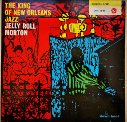Jelly Roll Morton – албум The King Of New Orleans Jazz