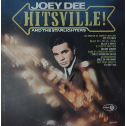 Joey Dee And The Starlighters ‎– албум Hitsville!