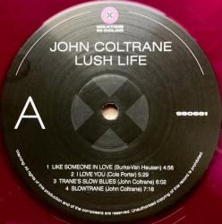 John Coltrane – албум Lush Life