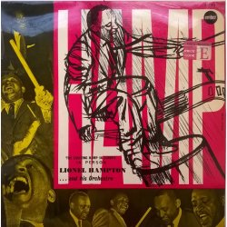 Lionel Hampton And His Orchestra ‎– албум The Exciting Hamp In Europe In Person
