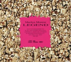 Marilyn Monroe – албум Legend (CD)