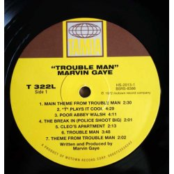 Marvin Gaye – албум Trouble Man