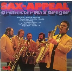 Max Greger ‎– албум Sax-Appeal