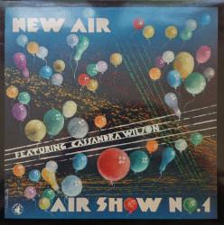 New Air Featuring Cassandra Wilson – албум Air Show No. 1