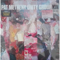 Pat Metheny Unity Group – албум Kin (←→)