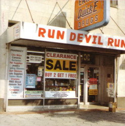 Paul McCartney – албум Run Devil Run (CD)