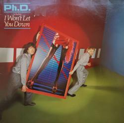 Ph.D. – албум Ph.D.